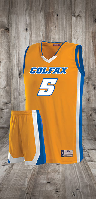 Basketball Uniform Builder