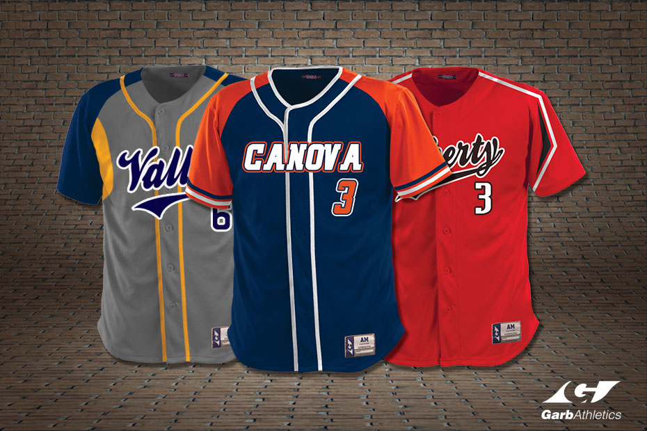 9d4313430 Custom Baseball Jerseys