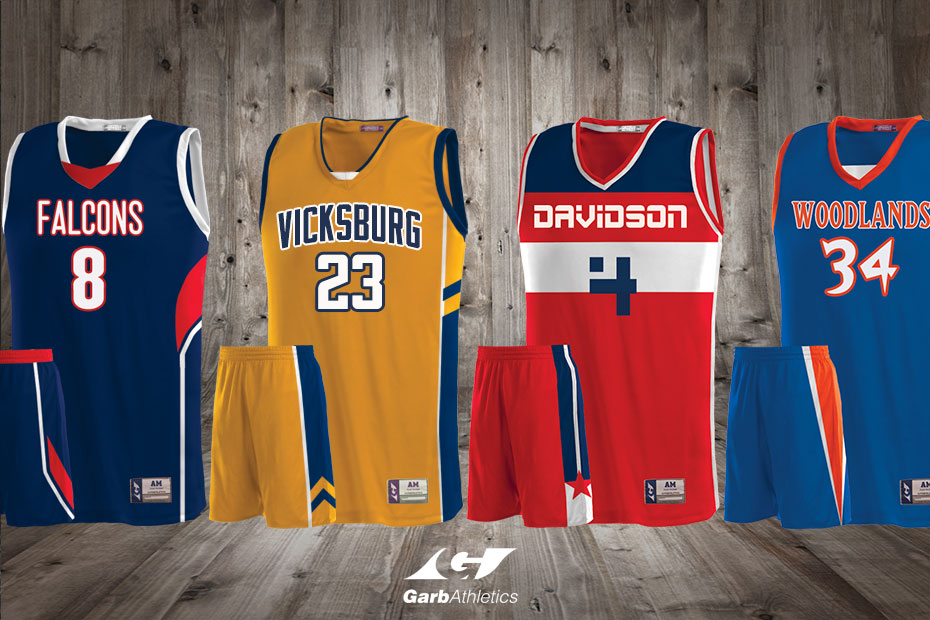 48c2c19e8 Custom Basketball Jerseys | Garb Athletics