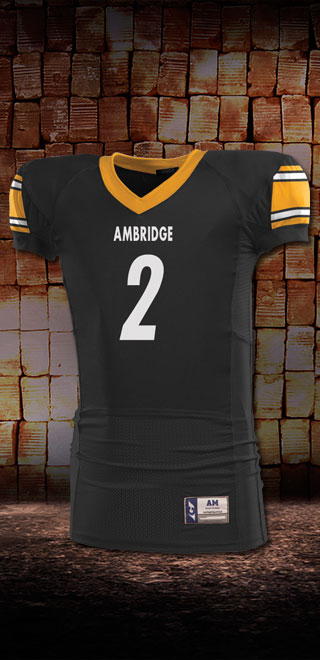 All-Inclusive Football Uniform Builder. It used to cost a fortune to buy  custom football jerseys ... 02c23404a