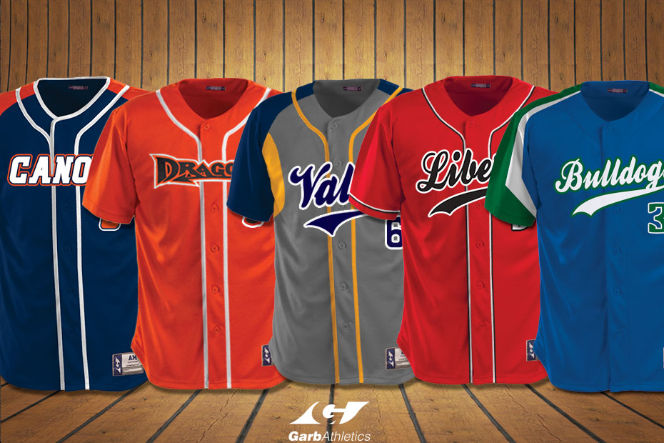 Youth Baseball Uniforms - just a few out of the hundreds of styles available de64405c4