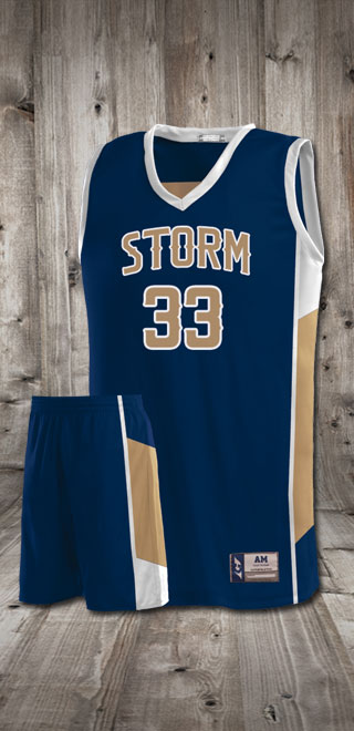 8fba4150d09 All-Inclusive Youth Girls Basketball Uniforms