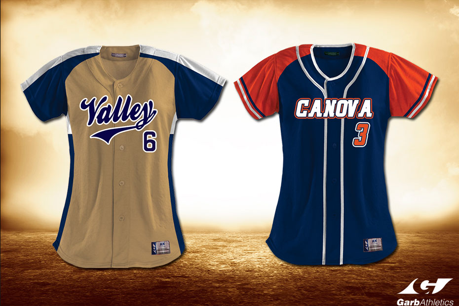 outlet store sale cb6a4 9106d Youth Softball Uniforms | Garb Athletics
